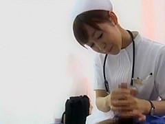 Hottest Japanese slut Airi Misora, Harumi Asano, Akari Satsuki in Amazing Handjob, Couple JAV video