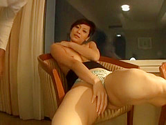 Crazy Japanese chick Tsubasa in Horny Couple, Lingerie JAV movie