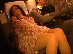Fabulous Japanese slut Reon Otowa in Crazy Public, Masturbation JAV movie