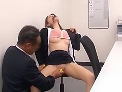 Fabulous Japanese whore Yuria Sonoda, Maomi Nagasawa, Meisa Asagiri in Crazy Hairy, Cunnilingus JAV movie