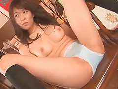 Hottest Japanese whore in Best Cunnilingus JAV clip