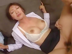 Horny Japanese girl Reiko Kobayakawa in Crazy Masturbation/Onanii, Fingering JAV movie