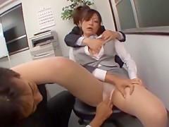 Crazy Japanese slut Haruki Sato in Fabulous Doggy Style, Big Tits JAV video