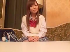 Incredible Japanese whore Miyu Hoshino in Amazing Masturbation/Onanii, Girlfriend JAV video
