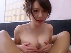 Amazing Japanese model in Horny Hardcore, Fetish JAV clip
