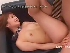 Hottest Japanese whore in Amazing Compilation JAV movie