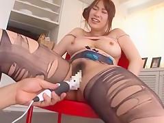 Incredible Japanese chick Hikari Arima in Crazy Big Tits, Handjobs JAV clip