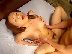 Fabulous Japanese chick in Incredible Guy Fucks JAV movie