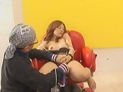 Crazy Japanese slut Mizuki Kurasawa in Horny JAV clip