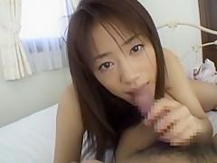 Hottest Japanese model Yuna Mizumoto in Exotic JAV clip