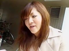 Exotic Japanese girl in Fabulous Voyeur JAV scene