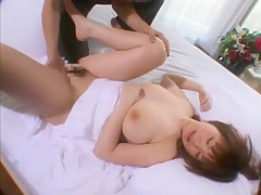 Incredible Japanese whore Nami Ogawa in Horny Medical, Fingering JAV clip