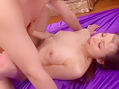 Horny Japanese girl Ryoka Yuzuki in Crazy JAV clip