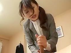 Amazing Japanese model Shion Amane in Fabulous Cumshots, POV JAV movie