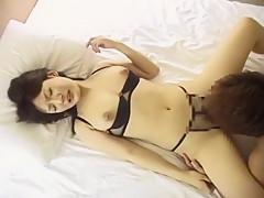 Fabulous Japanese whore in Incredible Cunnilingus, Big Tits JAV movie