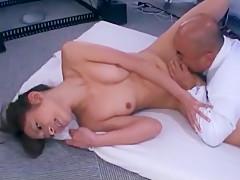Fabulous Japanese whore Shelly Fujii in Exotic Fetish, Secretary JAV scene