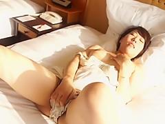 Exotic Japanese chick Mio Fujii in Amazing Compilation, POV JAV movie