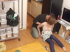Horny Japanese slut in Exotic JAV video