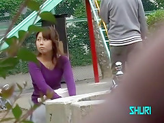 Hottest Japanese girl in Incredible Softcore, Public JAV video