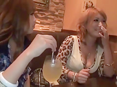 Crazy Japanese slut Juria Tachibana, Miku Oguri, Risa Shimizu in Fabulous Fingering, Handjobs JAV video