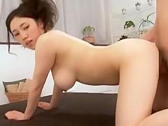 Horny Japanese whore Azusa Nagasawa in Fabulous Squirting, Handjobs JAV video