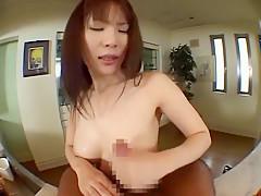 Exotic Japanese slut Aki Mizuhara in Crazy Fetish, Stockings JAV scene