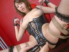 Nana Saeki in torment Masochist Toy Vol.6
