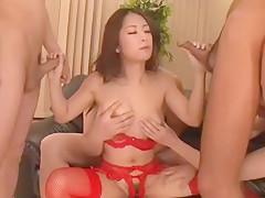 Satomi Suzuki in Dirty Minded Wife