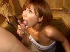 Crazy Japanese whore Pine Shizuku in Best JAV movie