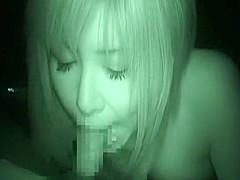 Best Japanese chick Kaori Minamihara in Incredible Blowjob, POV JAV clip