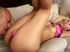 Horny Japanese whore Ren Ito in Hottest Lingerie, Couple JAV scene