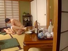 Horny Japanese model Reon Otowa, Yuria Sonoda, Aoi Miyama in Hottest Cunnilingus, Small Tits JAV video