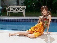 Fabulous Japanese whore Seri Mikami in Amazing Solo Female, Striptease JAV movie