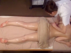 Amazing Japanese whore Fuuka Minase in Fabulous Massage, Big Tits JAV video