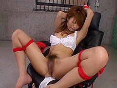 Best Japanese model Naho Ozawa in Crazy Fetish, Small Tits JAV movie