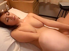 Horny Japanese chick Haruki Sato, Noa in Hottest Big Tits JAV clip