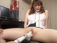 Fabulous Japanese girl Sae Aihara, Momoka Nishina in Horny Toys, Big Tits JAV video