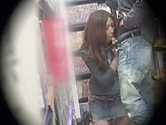 Hottest Japanese whore Nozomi Kawamura in Amazing Hidden Cam, Public JAV movie