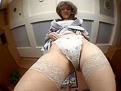 Best Japanese slut in Incredible Amateur, POV JAV clip