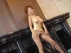 Exotic Japanese chick in Amazing MILF, Solo Female JAV movie