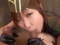 Hottest Japanese whore Yuna Hoshi in Exotic Blowjob, Group Sex JAV clip