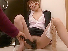 Horny Japanese slut in Amazing Blowjob, Deepthroat JAV clip