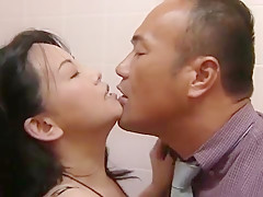 Fabulous sex clip Japanese incredible show