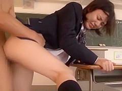 Fabulous Japanese model Aimi Yoshikawa in Exotic Blowjob, Hardcore JAV scene