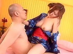 Horny Japanese model Tina Yuzuki, Reina Yuuki, Akari Asahina in Incredible Amateur, Couple JAV clip
