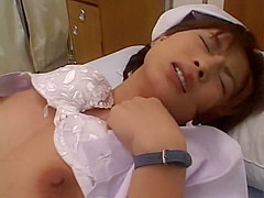 Exotic Japanese slut Ryoko Mitake in Incredible JAV scene