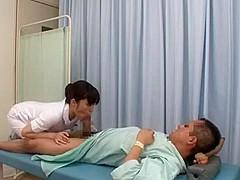 Hottest Japanese chick Nozomi Hara, Miki Sunohara in Horny POV, Couple JAV movie