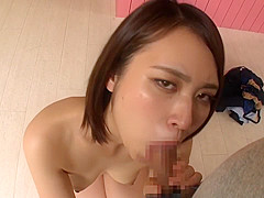 Fabulous Japanese model in Hottest Blowjob, Teens JAV video