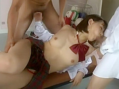 Best Japanese girl in Crazy Blowjob, Amateur JAV video