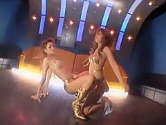Horny Japanese slut in Fabulous High Heels JAV clip